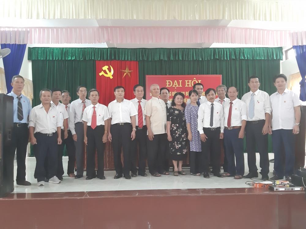 Cộng đồng Họ Bùi Hương Khê Đại hội  lần thứ nhất