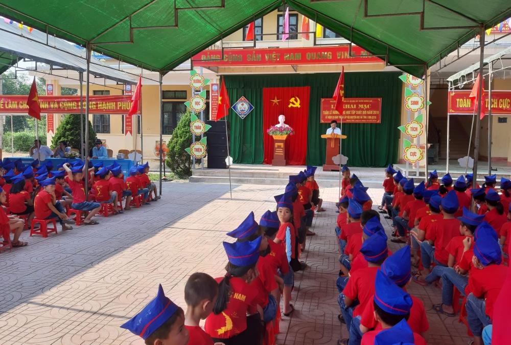 Hương Khê : Phát động tuần lễ học tập suốt đời năm 2019.
