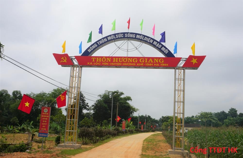 Lộc Yên: Phấn đấu đạt thêm 7 Khu dân cư mẫu trong năm 2020.