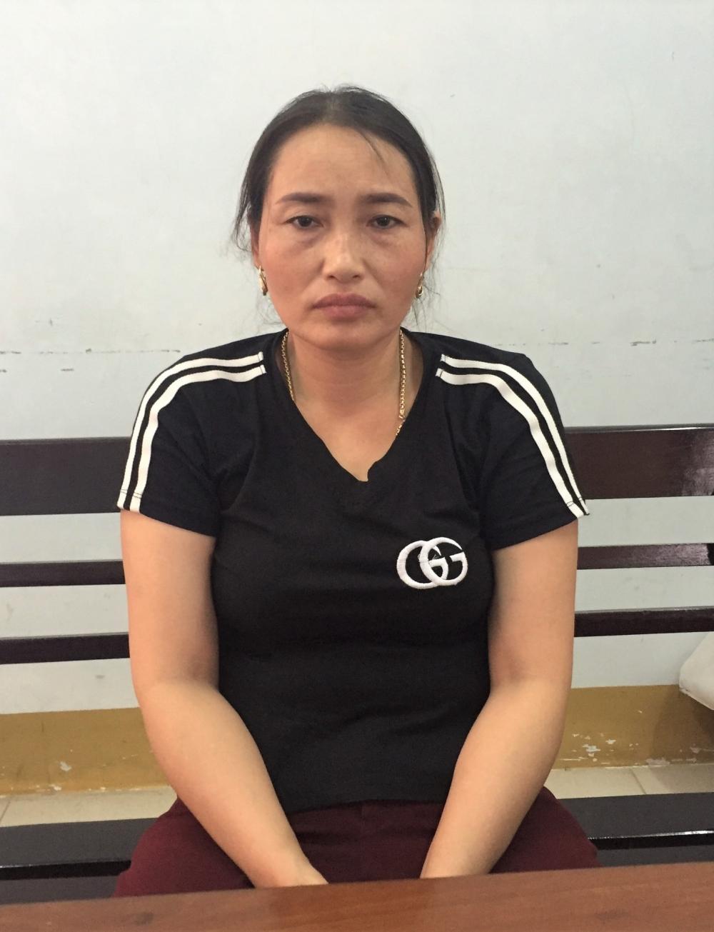 Công an Hương khê khởi tố bị can Nguyễn Thị Hiền, trú tại Hòa Hải về hành vi mua bán Ma Túy