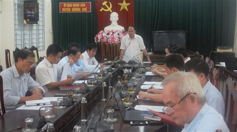 Kết luận của Thường trực HĐND huyện về giám sát các ý kiến, kiến nghị của cử tri gửi tới các kỳ họp thứ 6,8,10 HĐND huyện khóa XX