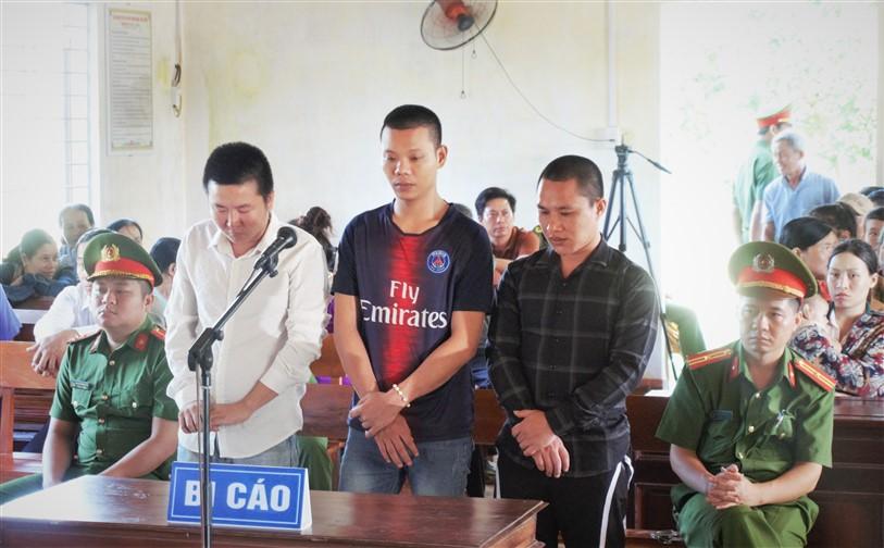 36 tháng tù giam cho 3 thanh niên trộm cắp tài sản ở Hương Khê