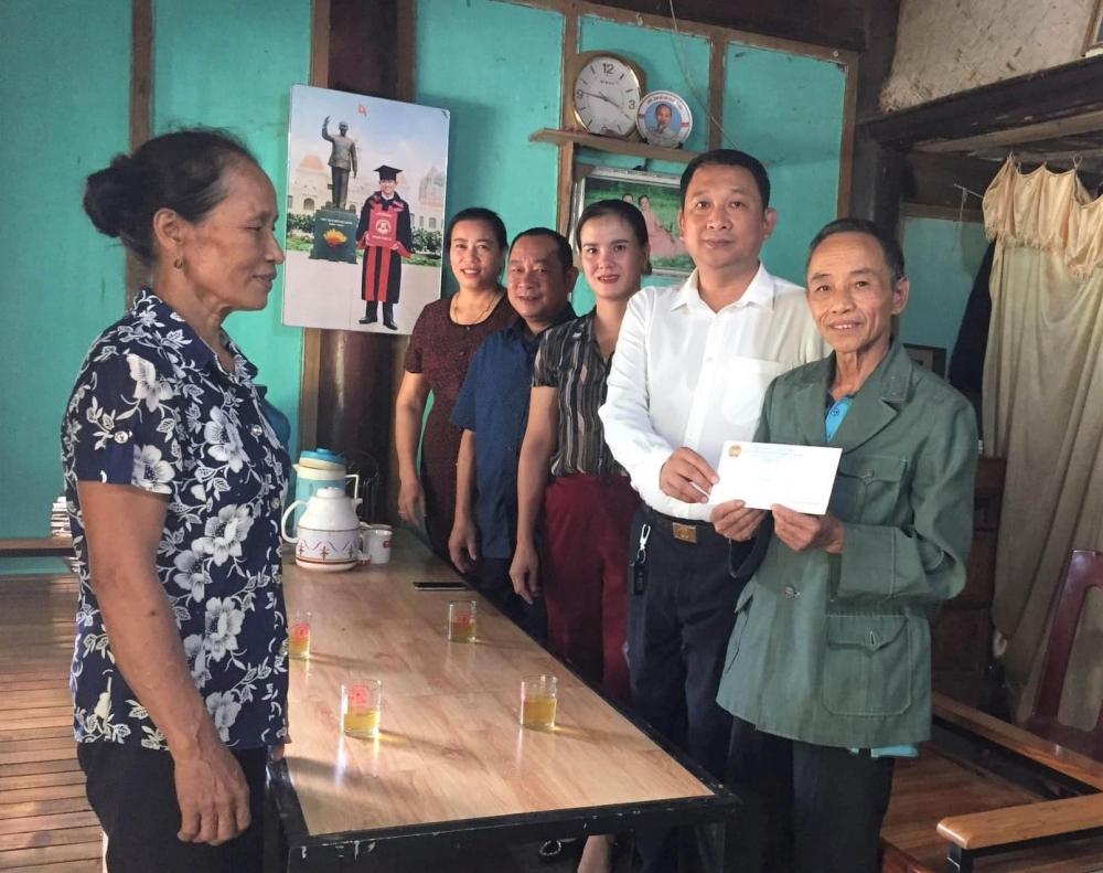 Các cấp Hội Nông dân Hương Khê, nhiều hoạt động hướng tới kỷ niệm 73 năm ngày Thương binh, Liệt sỹ