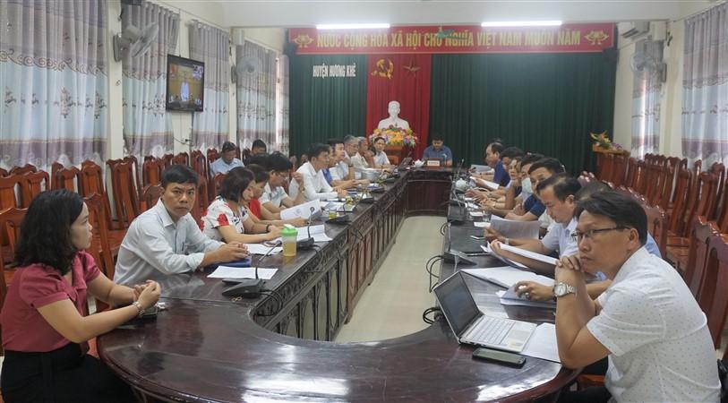 Hội nghị trực tuyến toàn quốc rà soát công tác chuẩn bị và tổ chức thi tốt nghiệp THPT năm 2020