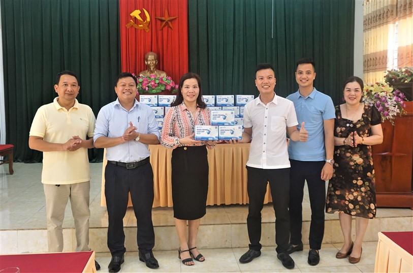 Hương Khê: Tập trung công tác phòng chống dịch bệnh covid-19