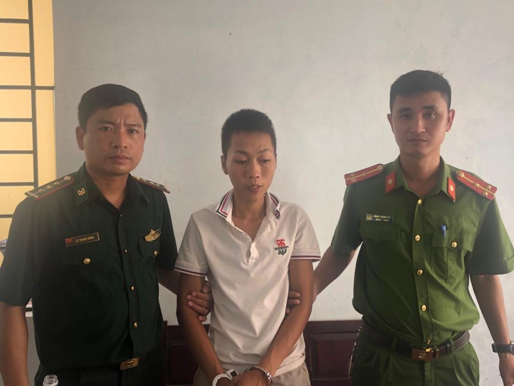 Công an Hương Khê khởi tố bị can Phạm Đình Tuấn về hành vi Tàng trữ trái phép chất ma tuý.