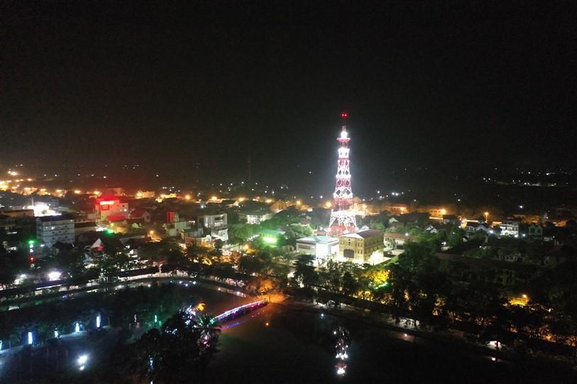 Ban hành Quy định tạm thời Bộ tiêu chí phường, thị trấn đạt chuẩn đô thị văn minh trên địa bàn Hà Tĩnh