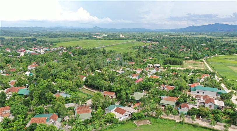 Đổi mới trên quê hương cách mạng Rộc Cồn Phú Phong