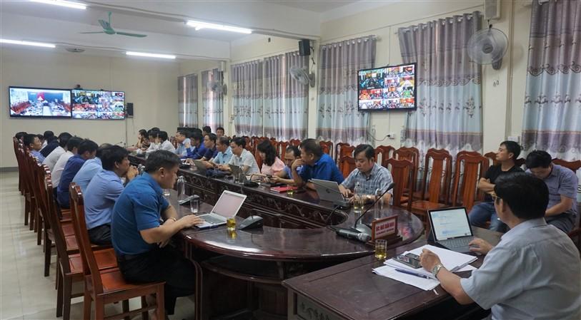 Chỉ số CCHC của Hà Tĩnh  tăng 15 bậc so với năm 2012