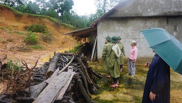 Hương Thủy cần chủ động ứng phó với bão và mưa lũ, tập trung khắc phục hậu quả thiên tai gây ra.