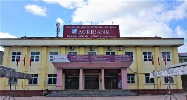 Agribank Chi nhánh Hương khê, Hà Tĩnh II triển khai gói cho vay hỗ trợ lãi suất, khắc phục hậu quả mưa lũ