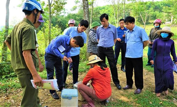 Yêu cầu tiêm phòng dịch bệnh VDNC ở trâu, bò xong trước ngày 10/4/2021
