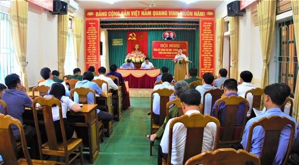 Ban Quản lý rừng phòng hộ Hương Khê triển khai nhiệm vụ BVR-PCCCR năm 2021
