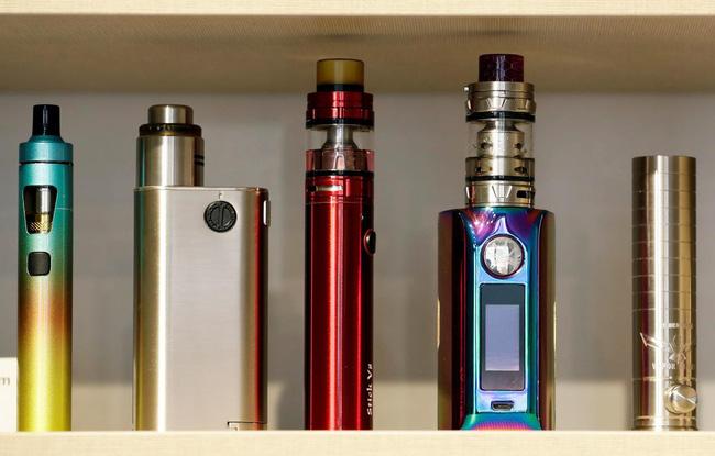 Tác hại của thuốc lá điện tử, thuốc lá nung nóng