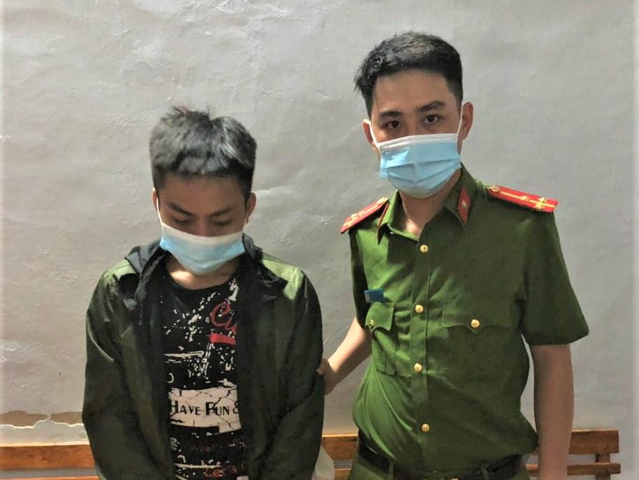 Công an Hương Khê khởi tố đối tượng tàng trữ số lượng lớn ma túy