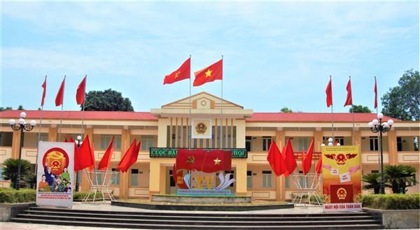 Hương Khê: trên 71.400 cử tri sẵn sàng đi bầu cử vào ngày Chủ Nhật 23/5