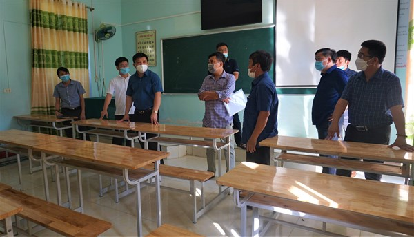 Chuẩn bị tốt kỳ thi tuyển sinh vào lớp 10 THPT năm học 2021-2022