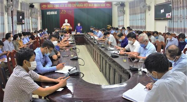 Hương Khê 4 F1 liên quan đến ca bệnh tại xã Thạch Trung, Thành phố Hà Tĩnh
