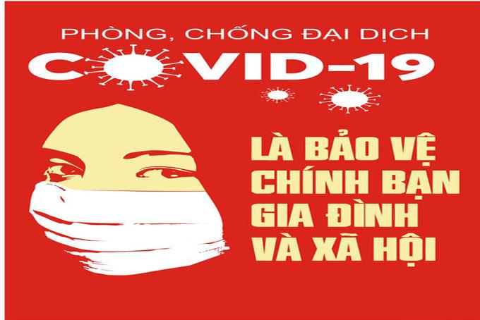 """MTTQ Hương Khê kêu gọi """"Toàn dân đoàn kết, ra sức phòng, chống dịch bệnh COVID-19"""""""