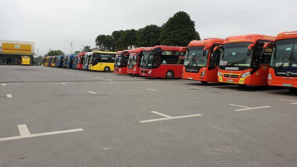 Thông báo dừng hoạt động vận tải hành khách từ Hà Tĩnh đi Nghệ An và ngược lại