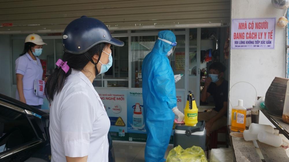 1.286 công dân đi từ vùng có dịch tễ trở về,  âm tính với SARS – CoV -2
