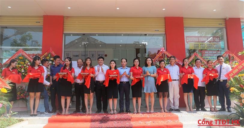 Khai Trương chi nhánh Trung tâm Anh ngữ Galaxy tại Hương Khê