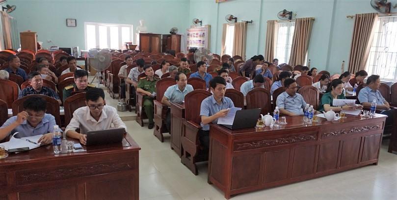 Xã Hương Xuân cần đồng thuận, quyết tâm cao trong xây dựng nông thôn mới