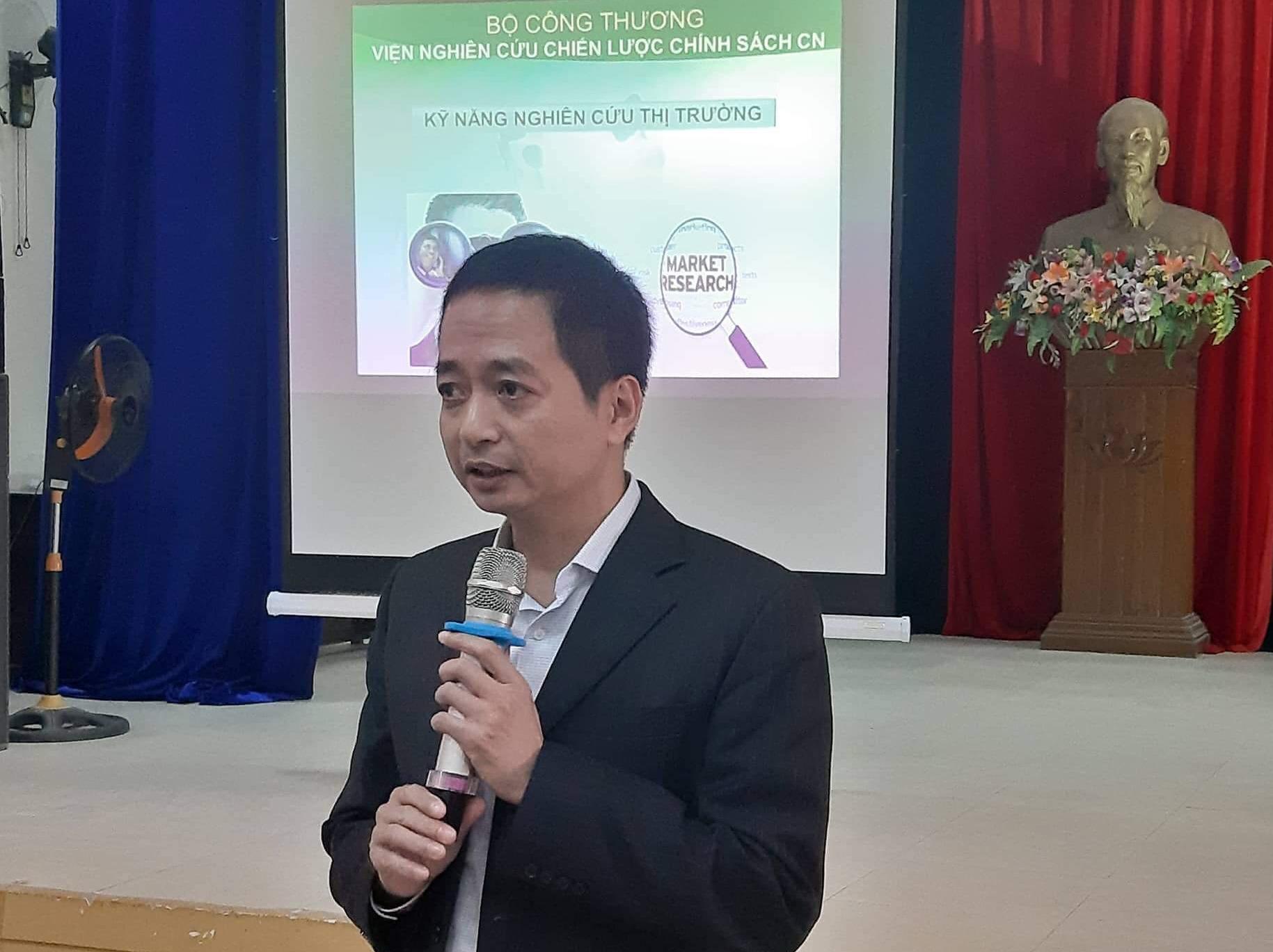 Hương Khê: Tập huấn công nghiệp nông thôn 2019