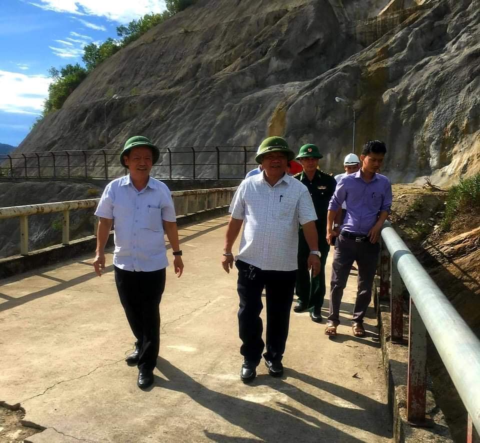 Hương Khê cần tập trung đảm bảo an toàn các Hồ đập trước mùa mưa lũ.